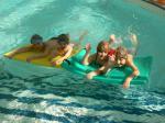 Mateřská škola - plavání 20.3.