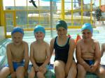 Mateřská škola - na plavání