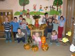 Mateřská škola - dýňobraní