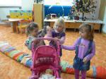Mateřská škola - Vánoce ve školce