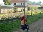 Mateřská škola - hřiště, školní zahrada