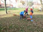Mateřská škola - podzim
