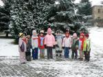 Mateřská škola - zima