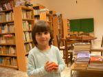 Tvoření v knihovně 2016