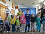 Cvičení pro děti 2015 - 2016