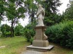 Posvěcení rekonstruované sochy sv. Jana Nepomuckého 2016