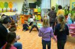 Vánoční setkání rodičů a dětí v MŠ