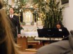 Vánoční koncert dne 27. 12. 2016 - Vážany n/Lit.