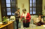 Odpolední komentovaná prohlídka Slavkova a návštěva městské knihovny