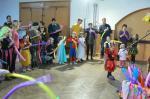Dětský karneval 18. 3. 2017
