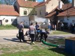 Okrsková soutět hasičů