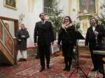 Vánoční koncert v kostele 28.12.2018