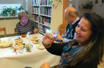 Silvestrovské setkání v knihovně 31. 12. 2018