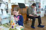 Velikonoční tvoření v knihovně 15.4.2019